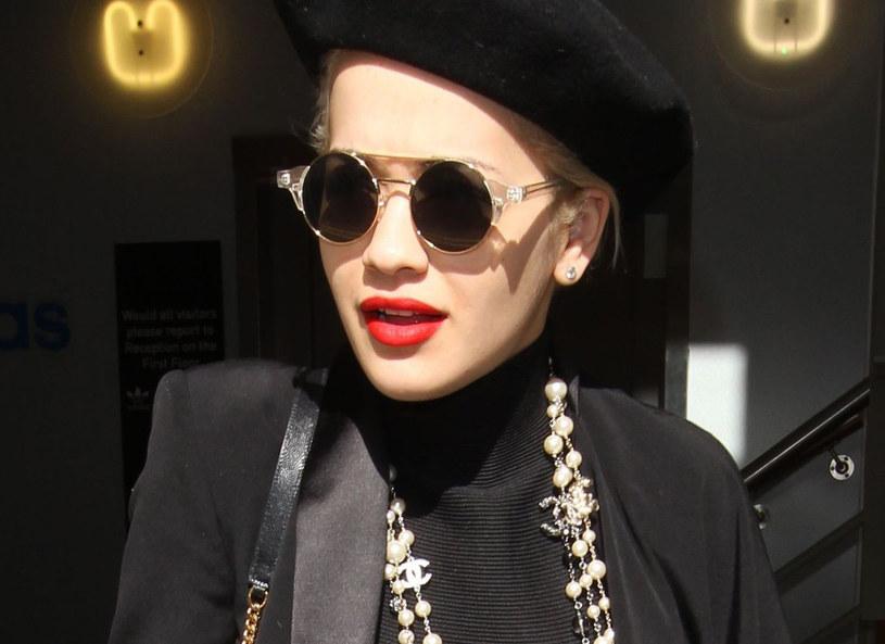 Rita Ora w golfie /Splash News /East News