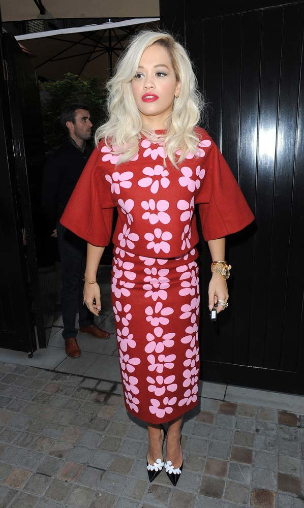 Rita Ora /East News
