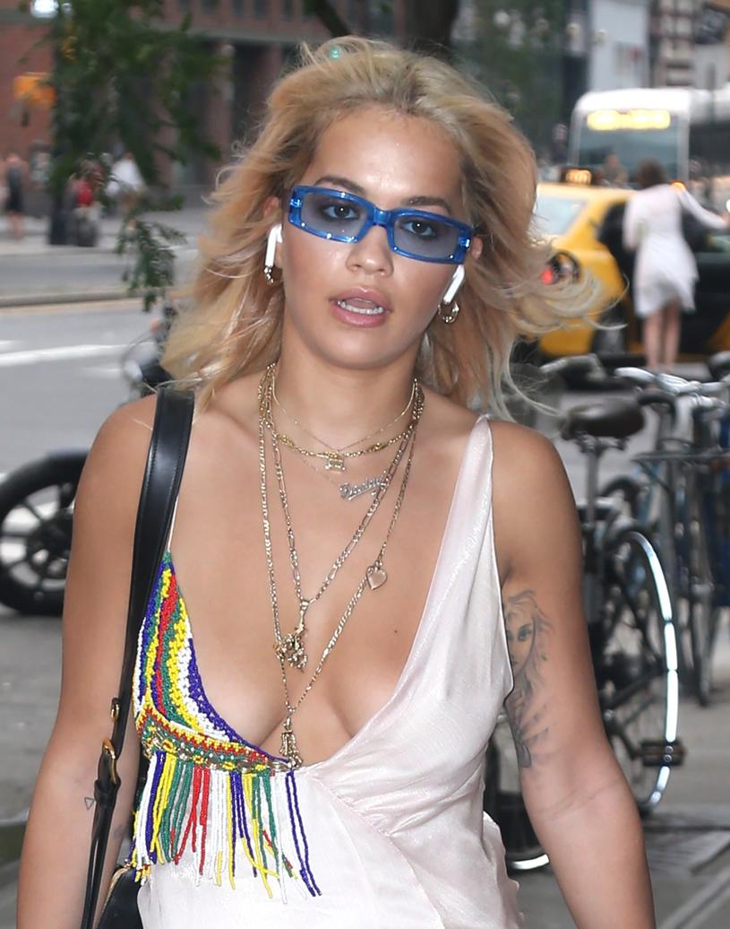 Rita Ora /Splash News /East News