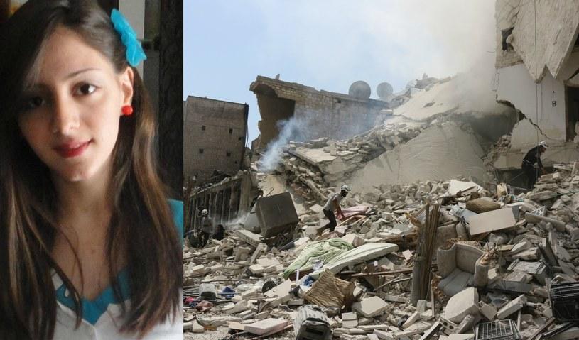 Rita zdecydowała się na powrót do Syrii, w której od ponad pięciu lat trwa wojna /źródło: Facebook Rity Basmajian / AFP /