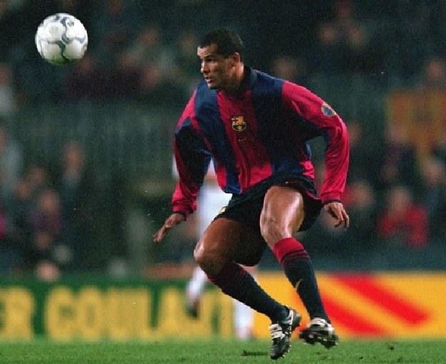 Rivaldo z piekła faweli uciekł do lepszego świata. Został jednym z najlepszych piłkarzy w dziejach! /Getty Images/Flash Press Media