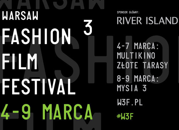 River Island wspiera modę /materiały prasowe