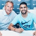 Riyad Mahrez przeszedł z Leicester City do Manchesteru City