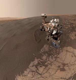 RMF 24: Kolejne selfie prosto z Marsa
