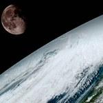 RMF 24: Pierwsze takie zdjęcia Ziemi i Księżyca