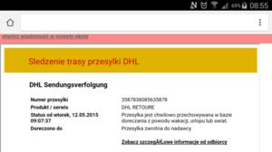 RMF 24: Uwaga na niebezpieczne maile! Oszuści podszywają się pod DHL