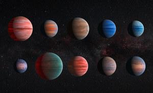 """RMF 24: Wyjaśniła się zagadka brakującej wody na """"gorących Jowiszach"""""""