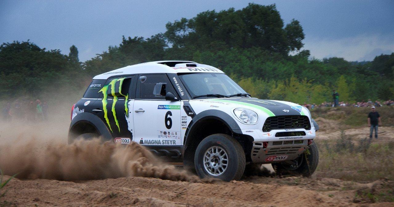 RMF 4 racing Team na Baja Poland