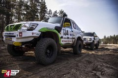 RMF 4RACING Team na Baja Drawsko