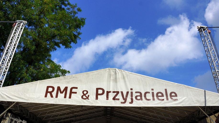 RMF & Przyjaciele w Warszawie /Michał Dukaczewski /RMF FM