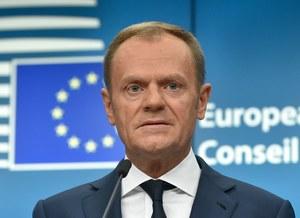RMF: Donald Tusk napisał list do przywódców UE. Nie wspomniał o obowiązkowej relokacji uchodźców