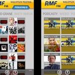 RMF FM na smartfony z systemem Windows Phone 8