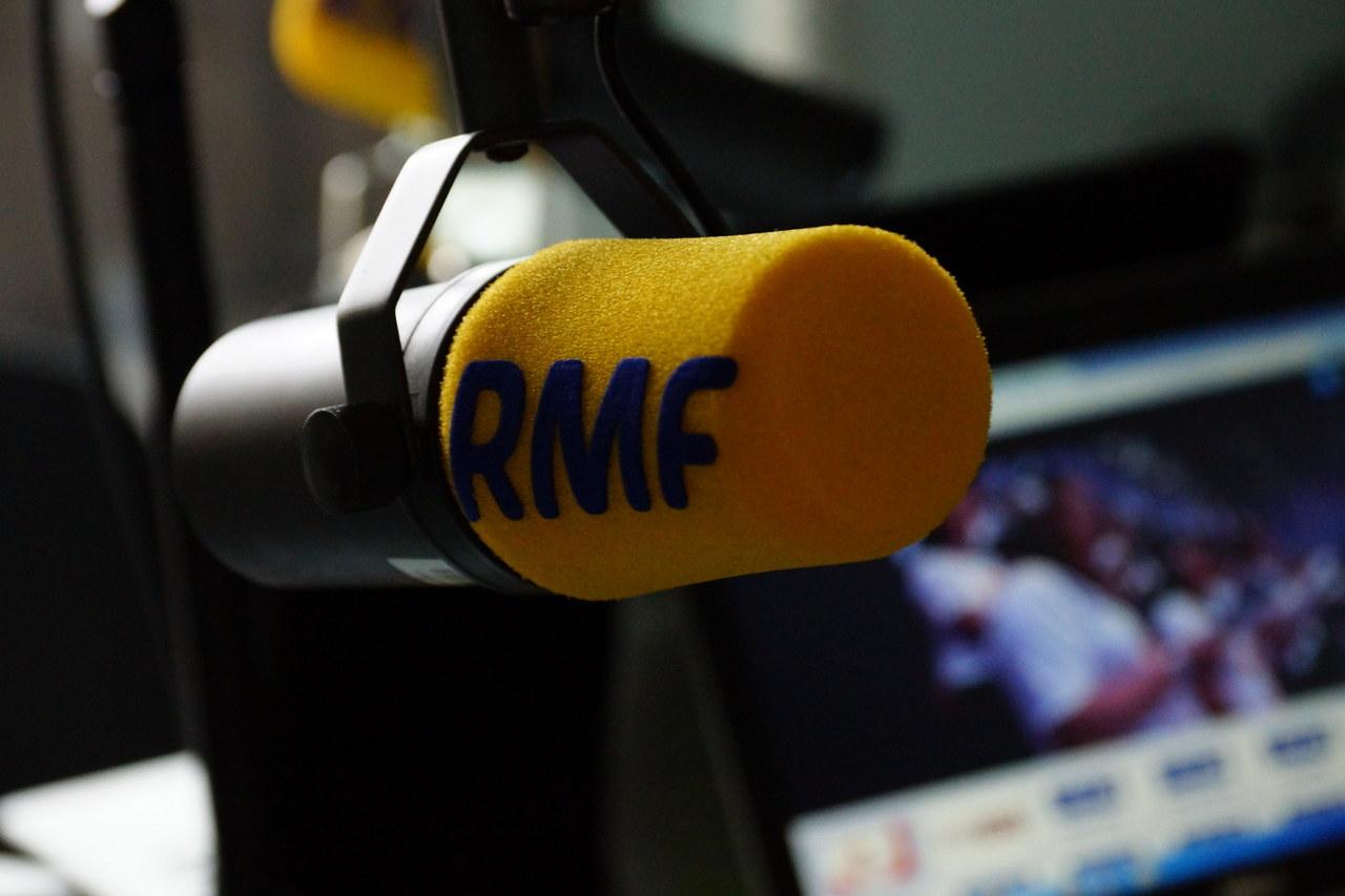 RMF FM najbardziej opiniotwórczą stacją radiową