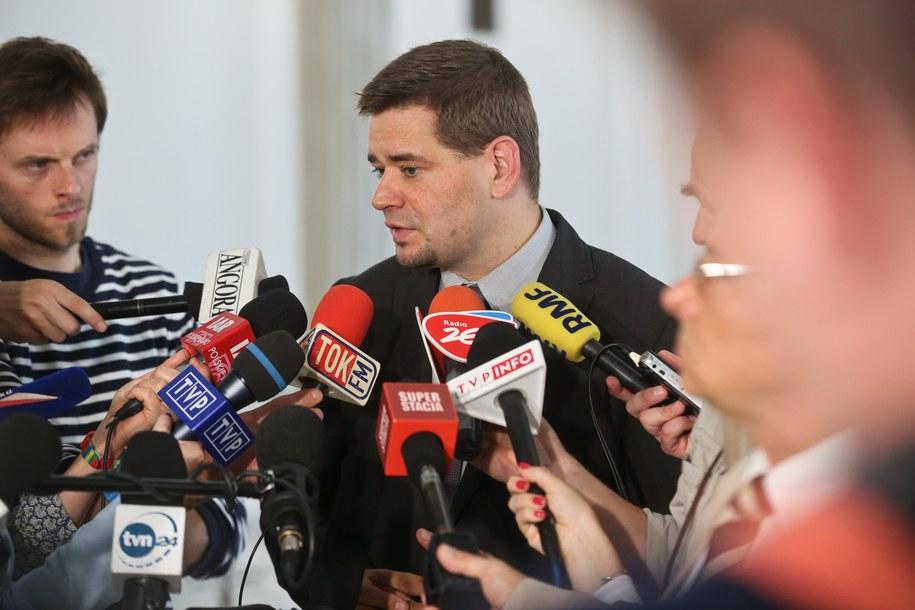 RMF FM ujawnia kulisy zatrzymania byłego wiceministra sprawiedliwości Michała Królikowskiego /Rafał Guz   /PAP