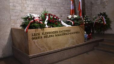 RMF FM ujawnia szczegóły ekshumacji pary prezydenckiej na Wawelu