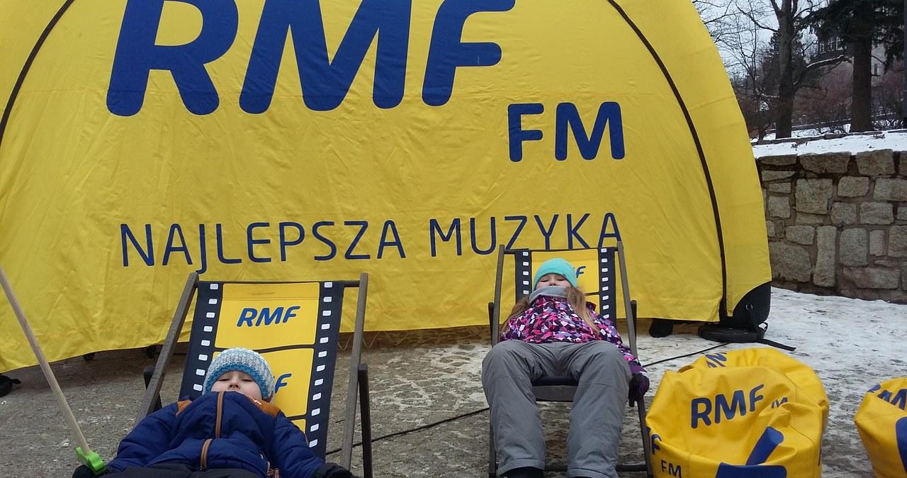 RMF FM w Świeradowie-Zdroju