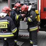RMF FM: Wybuch gazu w Ustroniu. 73-latek ciężko ranny