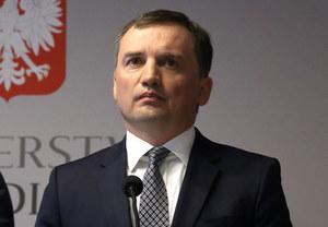 RMF FM: Ziobro odwołał trzech wiceprezesów największego sądu w Polsce