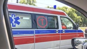 RMF: Groźny wypadek w Starej Wsi. Pięć osób zostało rannych