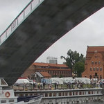 RMF: Niebezpieczna sytuacja w Gdańsku. Statek zdążył w ostatniej chwili