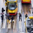 RMF: W Warszawie nie kursują tramwaje. Powodem zerwana trakcja