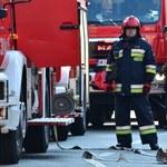 RMF24: Pożar na pływalni w Nowym Targu