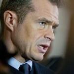 RMF24: Sławomir Nowak przed sąd za zegarek. Akt oskarżenia gotowy