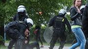 RMF24: Znów zamieszki przed komisariatem we Wrocławiu