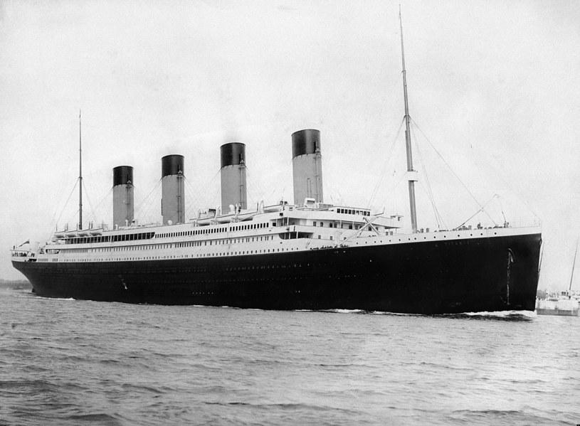 RMS Titanic /Wikipedia