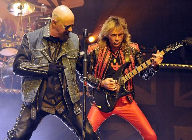 Rob Halford i Glenn Tipton (Judas Priest) zagrają na Metal Hammer Festival - fot. Kevin Winter /Getty Images/Flash Press Media