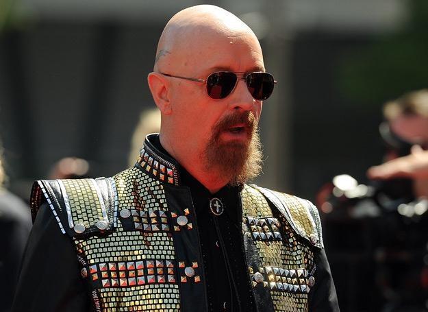 Rob Halford stoi na czele Judas Priest - fot. Frazer Harrison /Getty Images/Flash Press Media