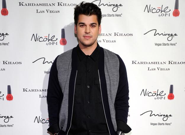 Rob Kardashian /Ethan Miller /Getty Images