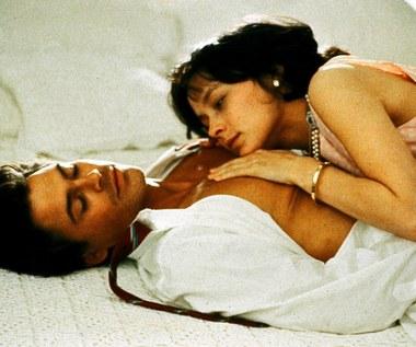 "Rob Lowe i Meg Tilly w filmie ""Maskarada"""