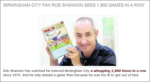 Rob Shannon / fot. http://sanford-soccer-net.blogspot.com /INTERIA.PL