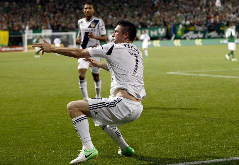 Robbie Keane /AFP
