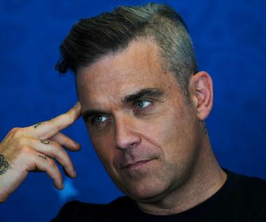 Robbie Williams był na diecie, która niemal go zabiła