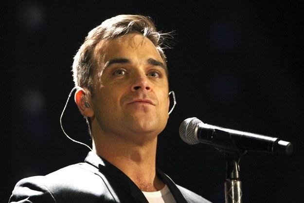 Robbie Williams dał epicki koncert w 1998 roku - fot. Dave Hogan /Getty Images/Flash Press Media