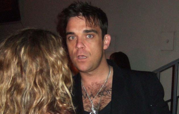 Robbie Williams, fot. Alexander Sibaja  /Getty Images/Flash Press Media