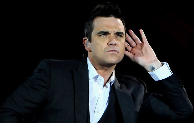 Robbie Williams, fot. Carlos Alvarez  /Getty Images/Flash Press Media