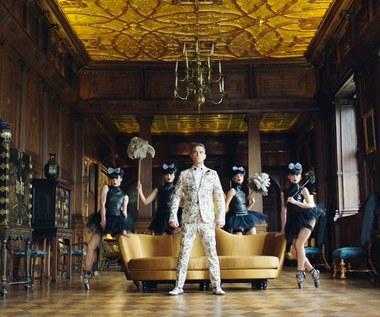 """Robbie Williams: Nikt nie imprezuje jak Rosjanie (""""Party Like A Russian"""")"""