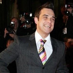 Robbie Williams ojcem? /arch. AFP