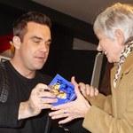Robbie Williams: Połamię im nogi