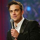 Robbie Williams teraz śpiewa dla Aimee Osbourne /AFP