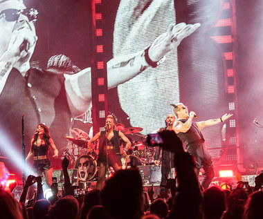Robbie Williams w Krakowie - 17 kwietnia 2015 r.