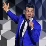 Robbie Williams z Manchesteru. Posłuchaj!