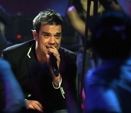 Robbie Williams /arch. AFP