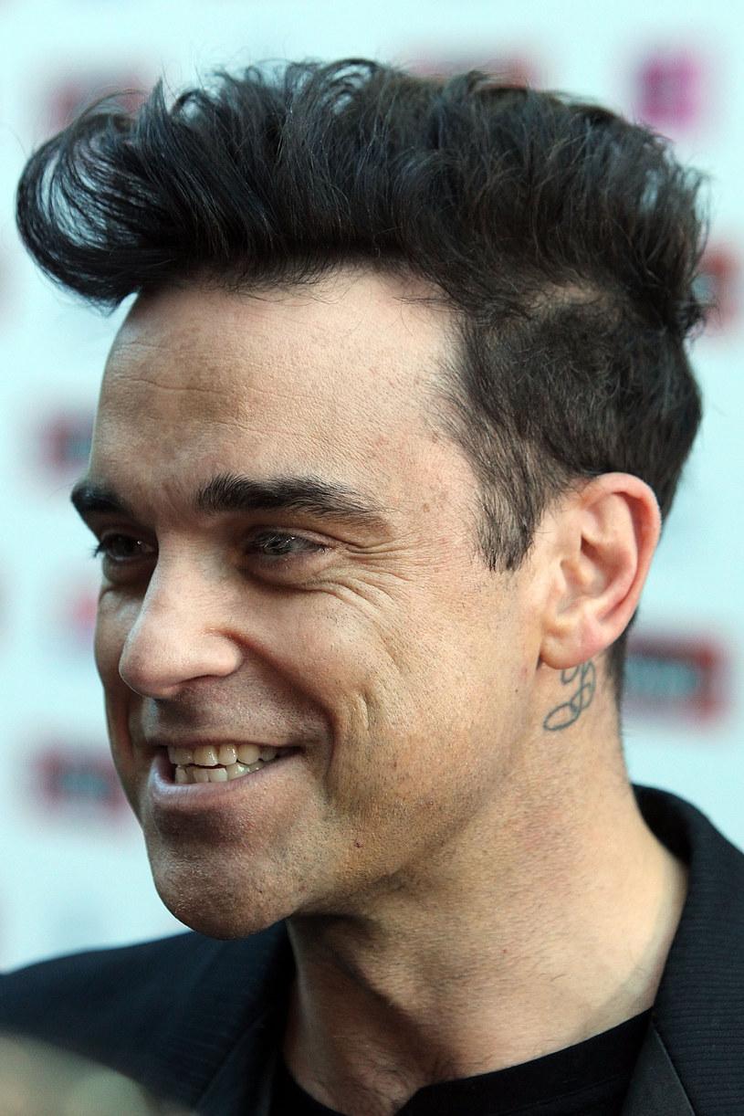 Robbie Williams /Graham Denholm /Getty Images