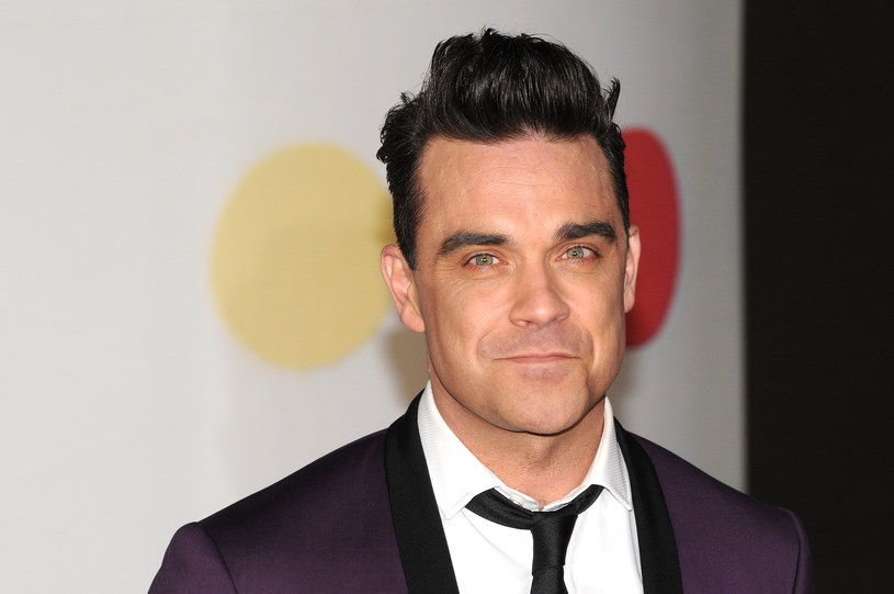 Robbie Williams /Getty Images