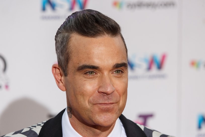 Robbie Williams /East News