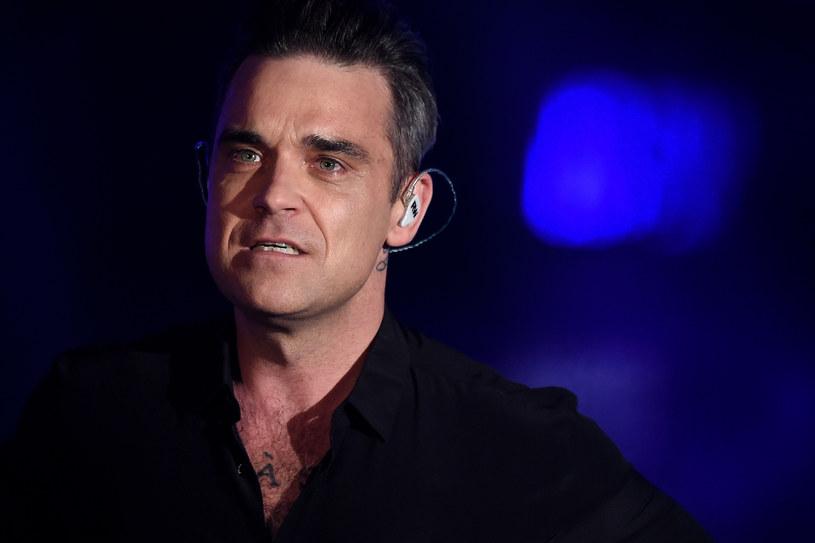 Robbie Williams /Sascha Steinach /Getty Images